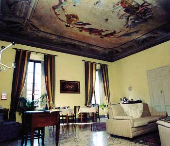 Bed and breakfast Firenze - Bed and breakfast San Frediano Mansion