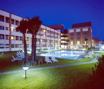 Albergo 4 stelle Fiumicino - Albergo Courtyard by Marriott Rome Airport
