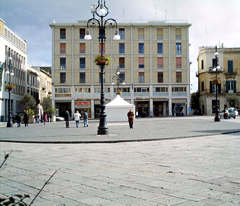 Bed and breakfast Lecce - Bed and breakfast Piazza Sant'Oronzo