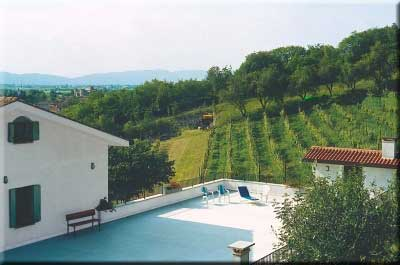 Bed and breakfast 2 stelle Lozzo Atestino - Bed and breakfast Conca Verde