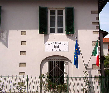 Bed and breakfast Lucca - Bed and breakfast Butterfly