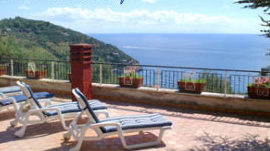 Apartamenti-ville in affitto<br> 4 stelle in Massa Lubrense - Apartamenti-ville in affitto<br> Sorrento Holidays (V402)