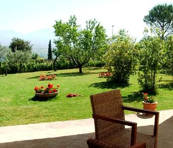 Bed and breakfast 3 stelle Montefalco - Bed and breakfast In Villa