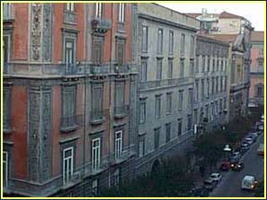 Bed and breakfast<br> stelle in Napoli - Bed and breakfast<br> Costantinopoli