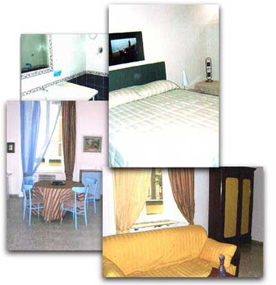 Bed and breakfast<br> stelle in Napoli - Bed and breakfast<br> Dolcesonno Napoli Via Gelso