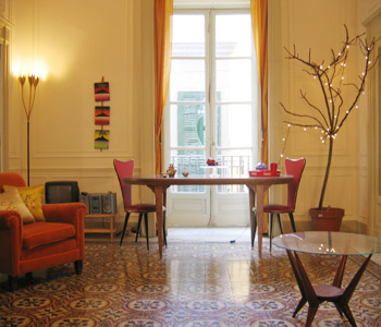 Bed and breakfast<br> stelle in Napoli - Bed and breakfast<br> L'Appartamento Spagnolo
