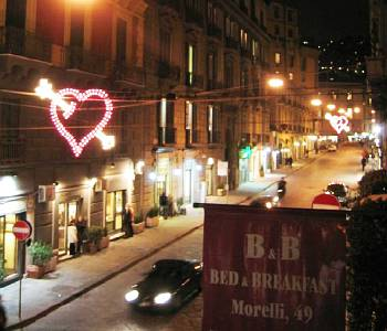Bed and breakfast<br> stelle in Napoli - Bed and breakfast<br> Morelli