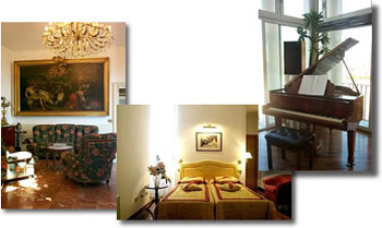 Bed and breakfast<br> stelle in Napoli - Bed and breakfast<br> Dolcesonno Napoli Salita di Mauro