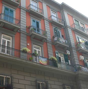 Bed and breakfast<br> stelle in Napoli - Bed and breakfast<br> Welcome