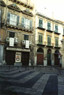 Bed and breakfast<br> 3 stelle in Palermo - Bed and breakfast<br> Ai Cartari