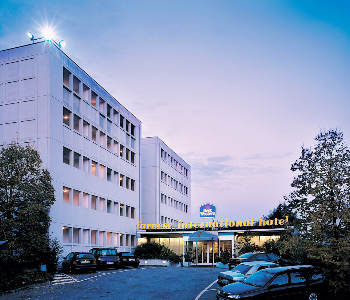 Albergo 3 stelle Parma - Albergo Best Western Farnese International