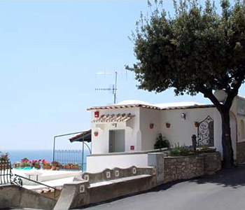 Bed and breakfast<br> stelle in Positano - Bed and breakfast<br> Palazzo Talamo