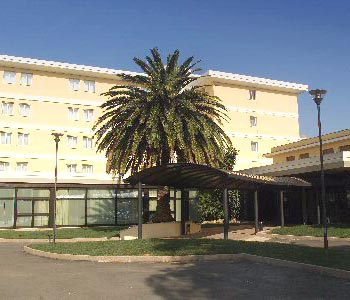 Albergo 4 stelle Roma - Albergo Holiday Inn Rome West