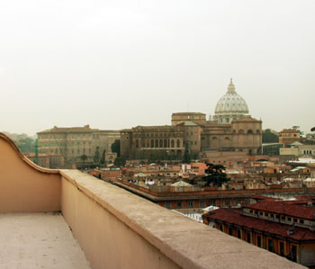 Bed and breakfast Roma - Bed and breakfast Terrazza San Pietro