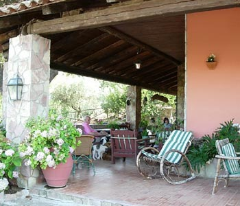 Farm Home 4 stelle in Santa Cristina Gela - Farm Home Al Poggetto