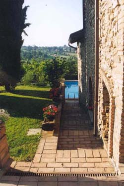 Bed and breakfast 3 stelle Selci - Bed and breakfast Il Casale di Max