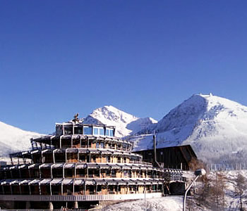 Albergo 4 stelle Sestriere - Albergo Shackleton Mountain Resort