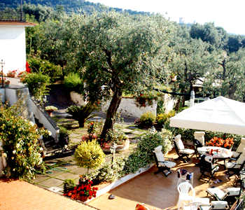 Bed and breakfast<br> stelle in Sorrento - Bed and breakfast<br> Villa Emanuela - Capo Sorrento