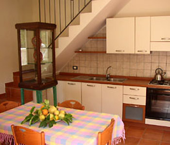 Apartamenti-ville in affitto<br> stelle in Sorrento - Apartamenti-ville in affitto<br> Appartamento Sorrento Holidays (T317)
