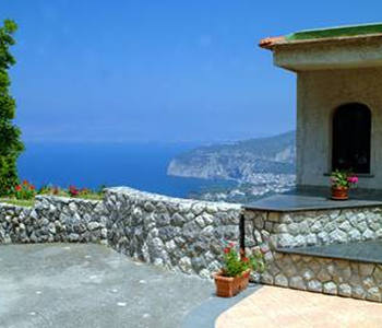Bed and breakfast<br> stelle in Sorrento - Bed and breakfast<br> Villa Monica
