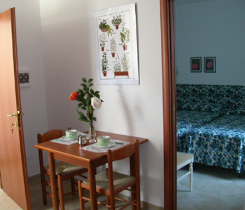 Apartamenti-ville in affitto<br> stelle in Sorrento - Apartamenti-ville in affitto<br> Appartamento Sorrento Holidays (B239)