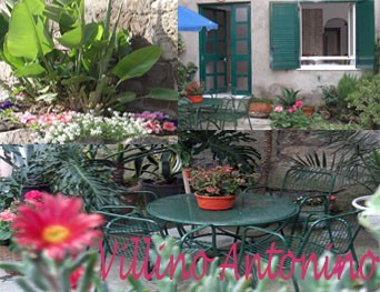 Bed and breakfast<br> stelle in Sorrento - Bed and breakfast<br> Villino Antonino