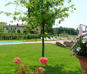 Bed and breakfast 3 stelle Tavarnelle Val di Pesa - Bed and breakfast Antica Pieve
