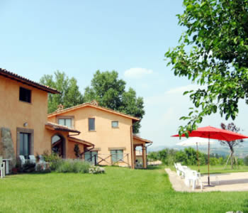 Farm Home 4 stelle Todi - Farm Home La Torriola