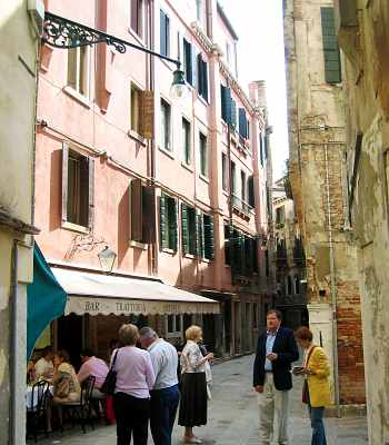 Bed and breakfast Venezia - Bed and breakfast Santo Stefano