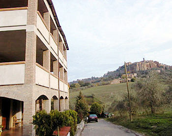 Bed and breakfast 1 stelle Orvieto - Bed and breakfast Il Terrazzo