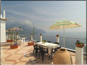 Bed and breakfast<br> 3 stelle in Ravello - Bed and breakfast<br> Punta Civita